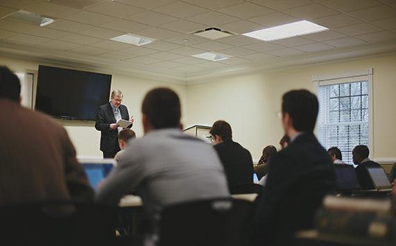 Faculty & Staff – Puritan Reformed Theological Seminary - Puritan